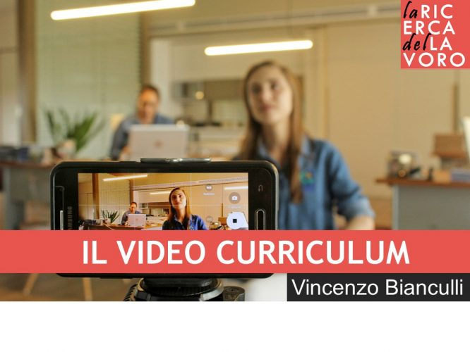 Il videocurriculum